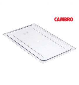 Polycarbonate Gastronorm Pan Flat Cover
