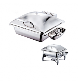 Stainless Steel Stand for Deluxe Rectangular Chafer