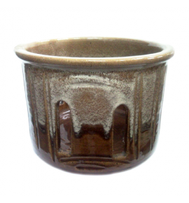 Clay Glazed Curry Pot Stand