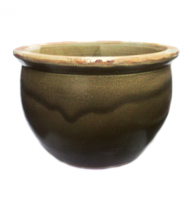 Yellow Seasoning Urn