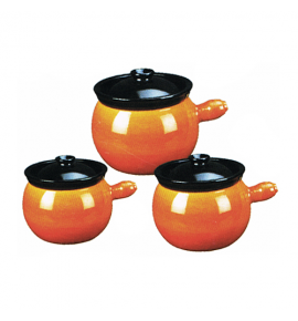 Herbal Soup Pot with 1 Handle
