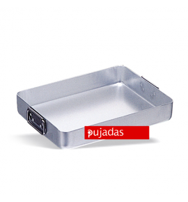 Aluminium Roasting Pan with Falling Handles