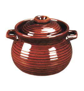"Earthen ""Zong You"" Pot"