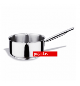 Sauce Pan with Side Spouts and Sandwich Bottom