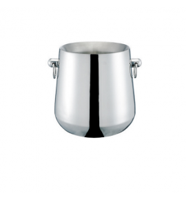 Stainless Steel Tulip Champagne Bucket