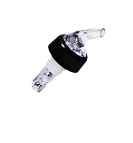 Plastic 3cl Measured Pourer with Ball Bearing
