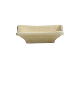 Wheat Rect. Saucer
