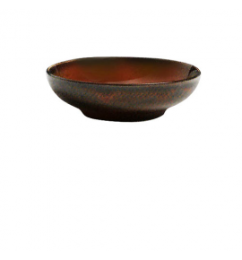 Amber Coupe Bowl