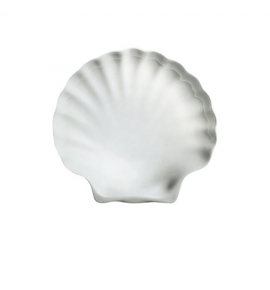 Imperial White Shell Dish