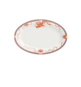 288 Imperial Dragon Oval Platter