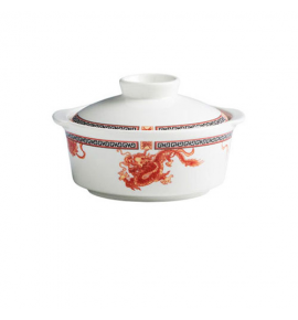 288 Imperial Dragon Pot with Lid