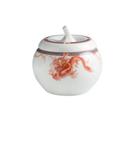 288 Imperial Dragon Soup Pot with Lid