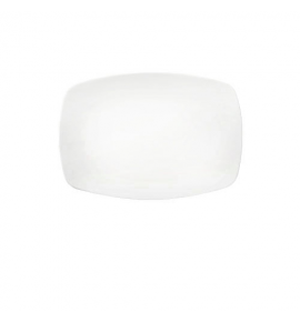 Square Coupe Rect. Platter